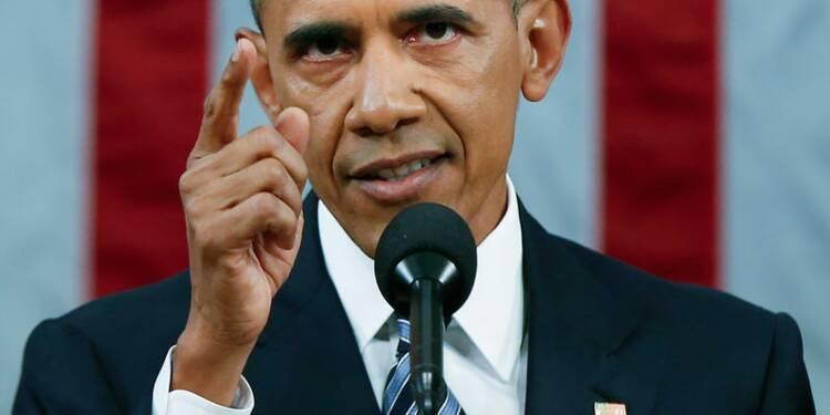 Obama appelle l'Amérique à croire en elle pour aller de l'avant