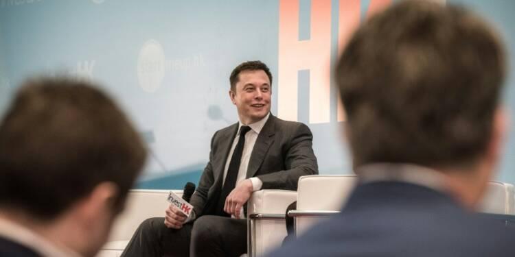 Etats-Unis: Tesla, en difficulté, promet de nouveaux projets