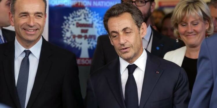 Jean-François Copé a renoué avec Nicolas Sarkozy