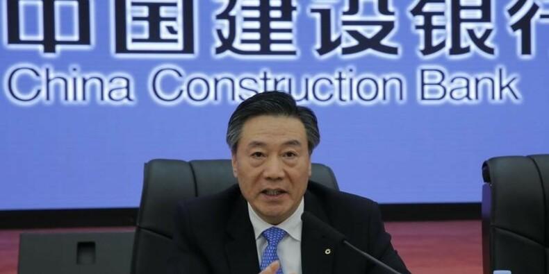 Les patrons des banques chinoises soumis au régime sec