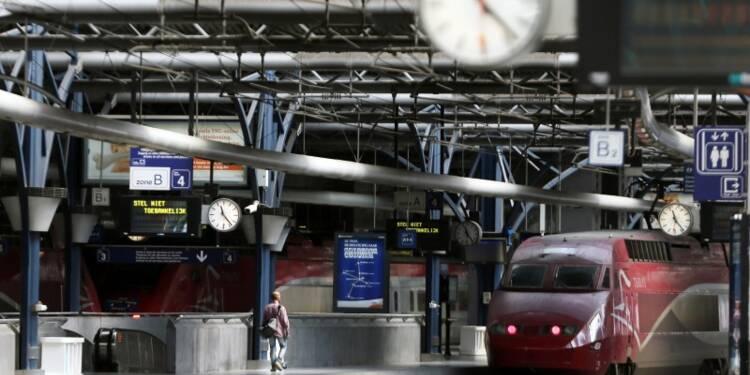 Perturbations cette semaine sur le Thalys, pas de train mercredi
