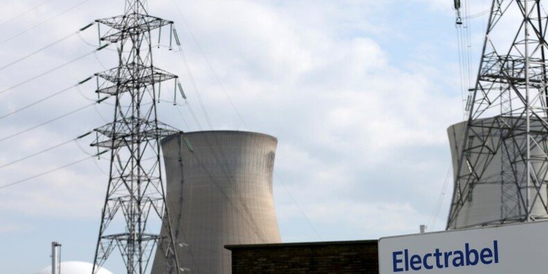 Un réacteur d'Electrabel arrêté à cause d'une fuite d'eau