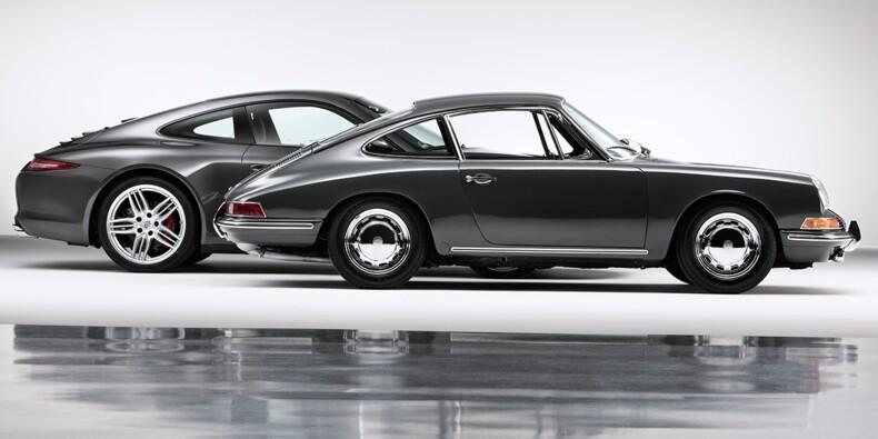 Porsche 911, 1963 : Un top-modèle  qui n'a pas pris une ride