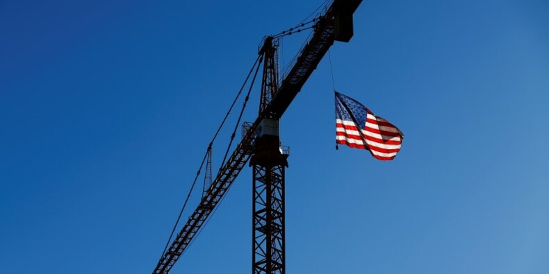 La croissance américaine du 4e trimestre revue en hausse à 1,4%