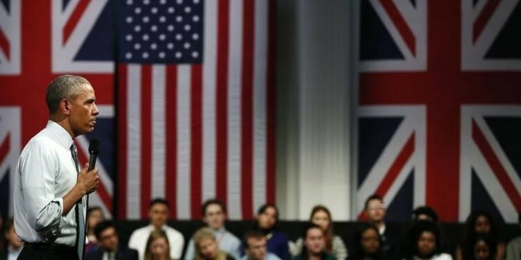 Obama lance un appel à la jeunesse britannique sur le Brexit