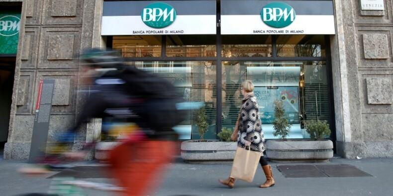 Banco Popolare réussit son appel au marché pour fusionner