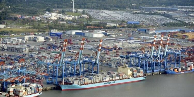 Les importations allemandes ont dépassé les exportations en juin