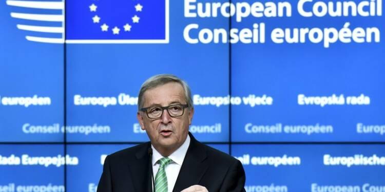 Juncker appelle la France à présenter un front uni sur l'Europe