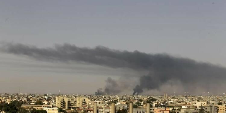 Des conseillers militaires français seraient en Libye