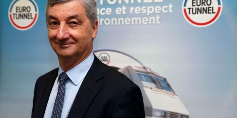 Eurotunnel révise en baisse sa prévision 2016 et recule en Bourse