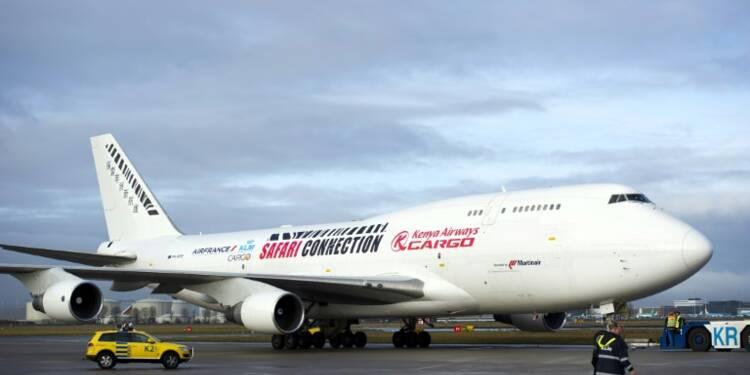 """Kenya Airways: la """"fierté de l'Afrique"""" peine à redécoller"""