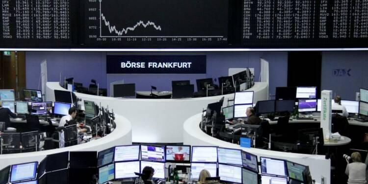 L'Europe rechute lourdement, les banques inquiètent toujours