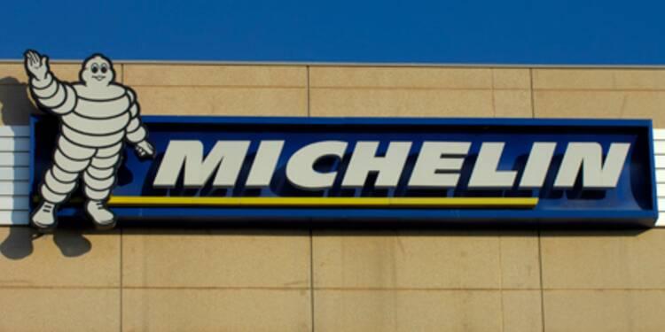 Michelin poursuit ses efforts de réduction de coûts après un premier semestre difficile