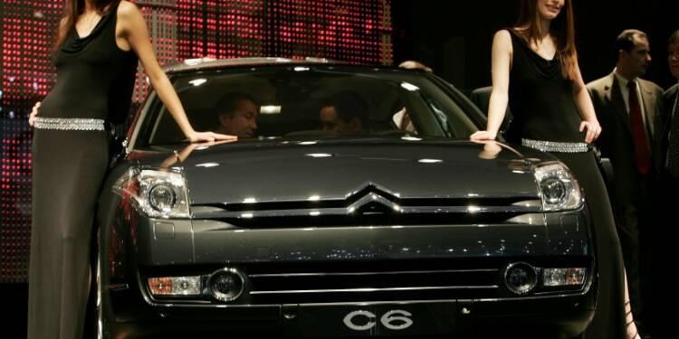 Citroën ressuscite sa grande C6 pour la Chine