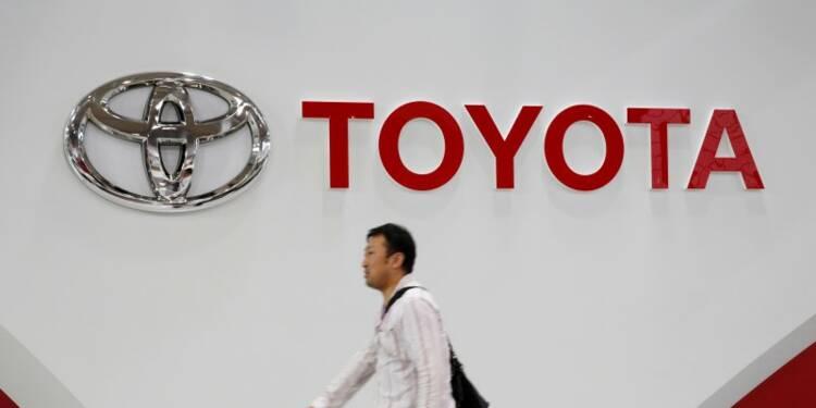 Toyota abaisse sa prévision en raison du yen