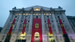 Ferrari recule pour ses débuts à la Bourse de Milan
