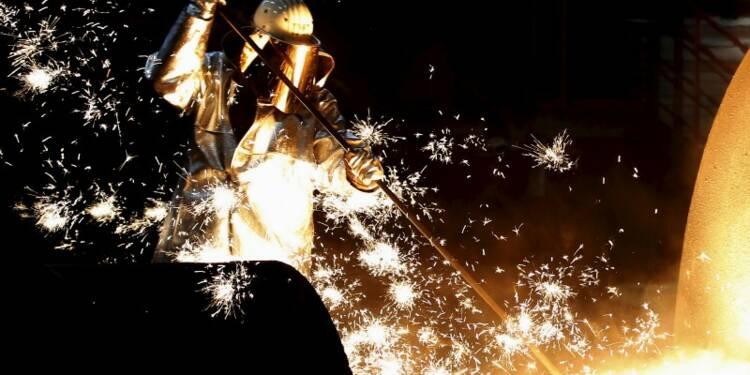 La sidérurgie mondiale a accumulé une dette record