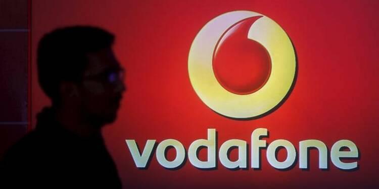Vodafone enregistre un sixième trimestre de croissance