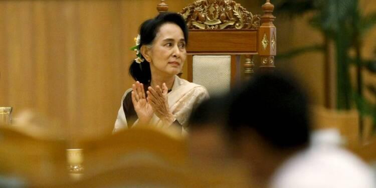 La Birmanie entame le processus de désignation du gouvernement
