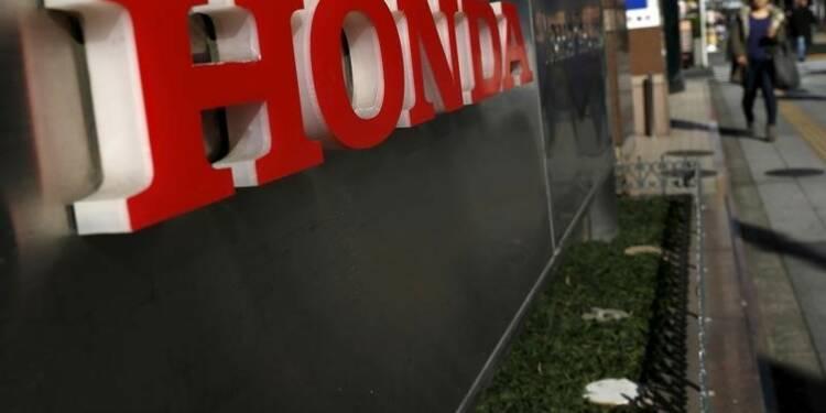 Honda et Takata ont discrètement modifié les airbags