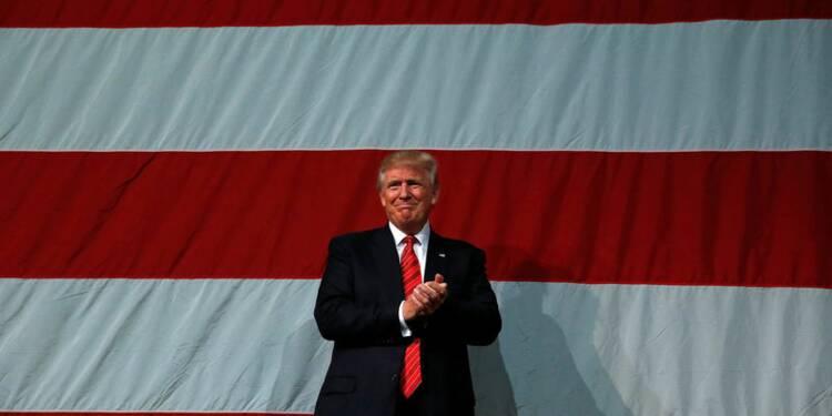 Donald Trump critiqué pour avoir suggéré un recours aux armes