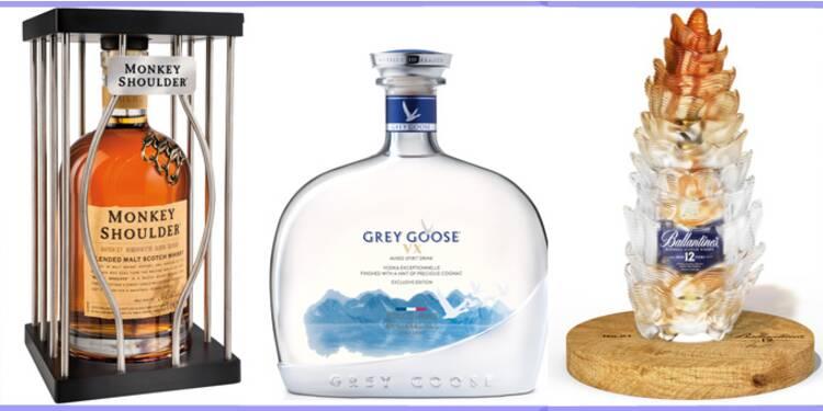 Whisky, rhum, champagne, gin : 20 bouteilles pour (se) faire plaisir