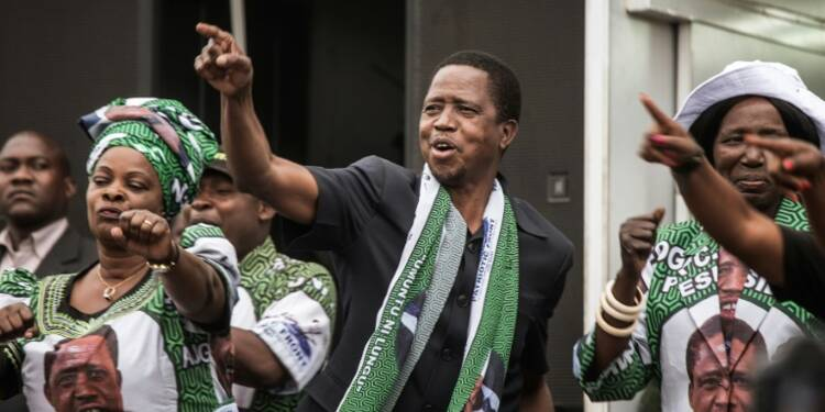 Zambie: Lungu face à une économie en crise, ultra-dépendante du cuivre
