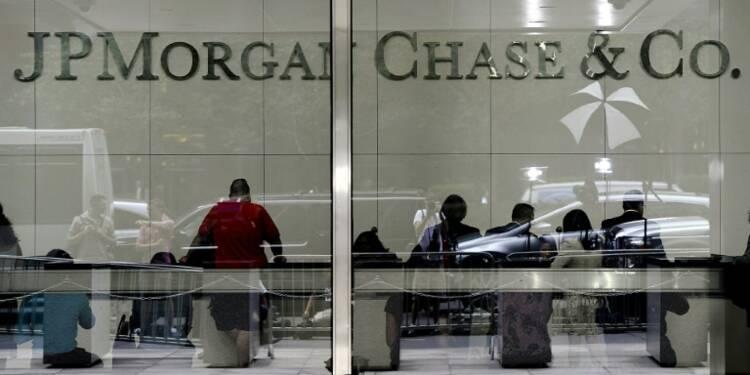 Etats-Unis: les grandes banques rassurent sur le pétrole mais pas sur leur rentabilité