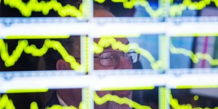 Les Bourses européennes réduisent leur partes à la mi-séance
