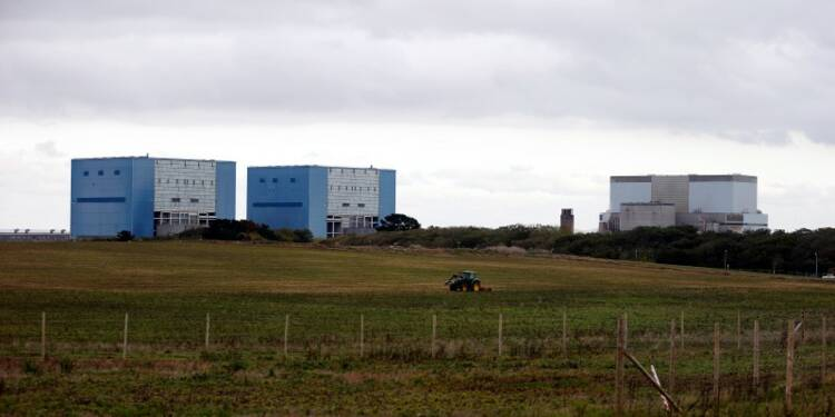 La France mènera à son terme Hinkley Point, dit Emmanuel Macron