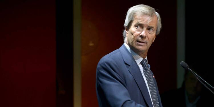 Avec qui dirige Vincent Bolloré, fondateur du Groupe Bolloré et patron de Vivendi ?