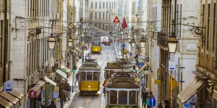 Immobilier : ces quartiers de Lisbonne pris d'assaut par les Français
