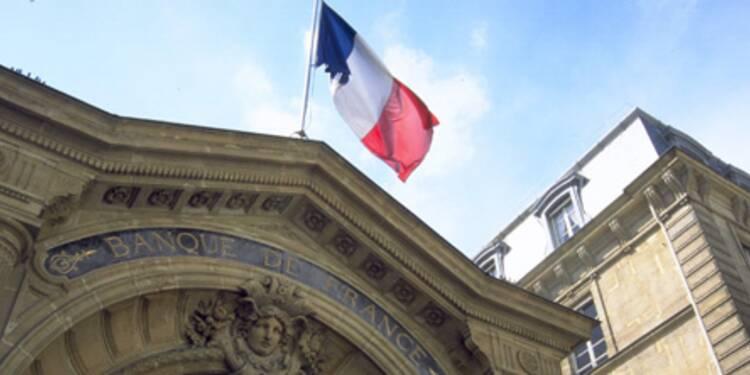 La Banque de France prévoit une contraction de l'économie au troisième trimestre