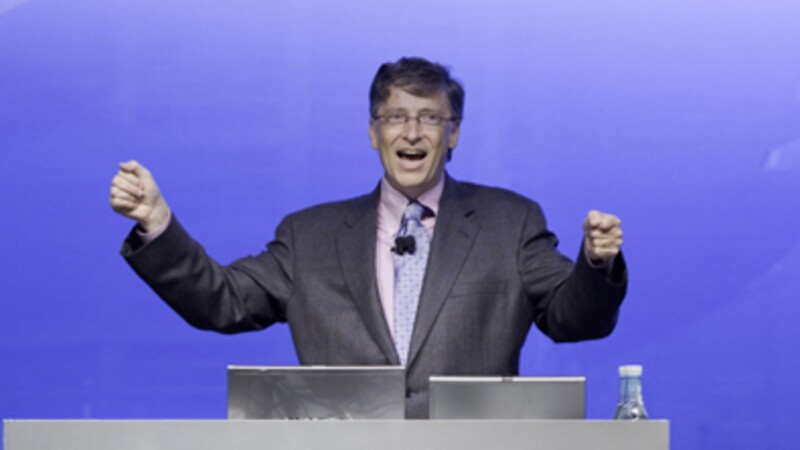 COP21 : Bill Gates donne 2 milliards pour développer les énergies propres