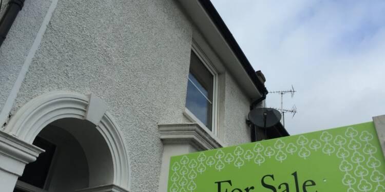 Les prix immobiliers en forte hausse au Royaume-Uni