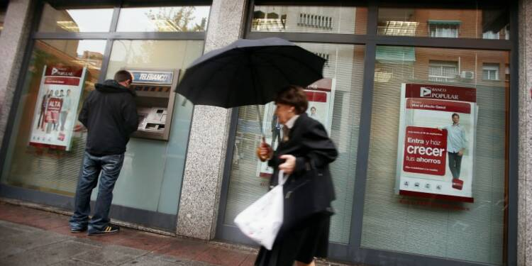 Projet d'augmentation de capital pour Banco Popular