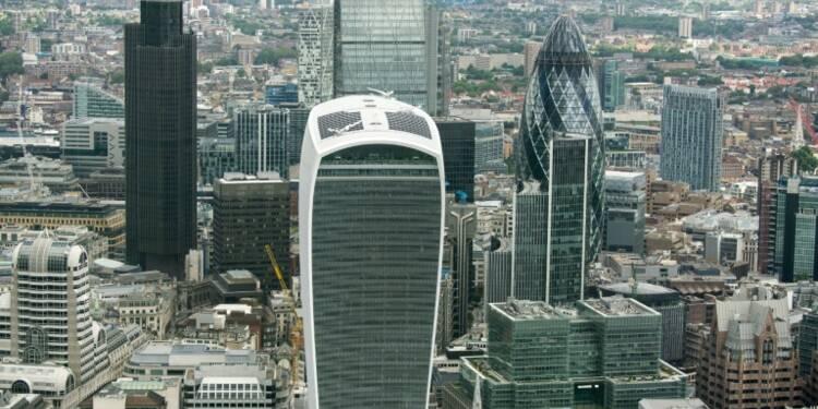 Banquiers en fuite, immobilier... Londres s'angoisse pour son économie