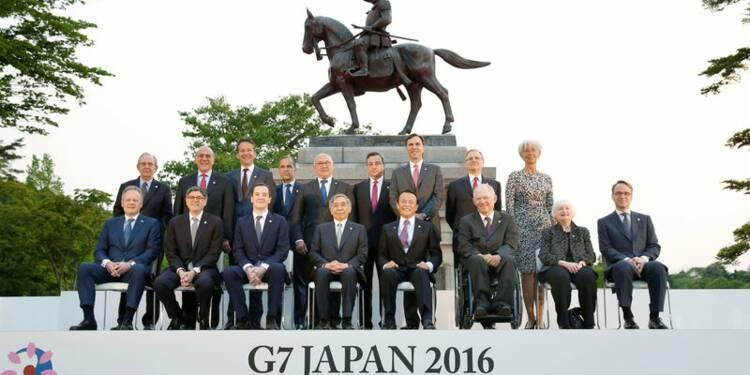 Au G7, Japon et USA restent en désaccord sur les changes