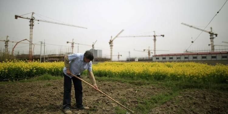 La croissance chinoise devrait tomber à 6,5% cette année
