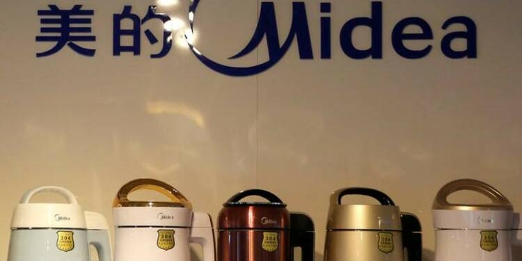 Midea lance son offre de 4,5 milliards d'euros sur Kuka