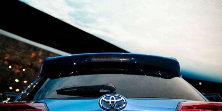 Toyota rappelle 2,9 millions de voitures dans le monde