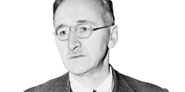 Friedrich  Hayek (1899 -1992) : ses idées néolibérales font fureur chez les conservateurs du Tea Party