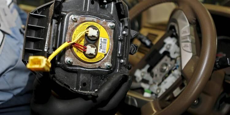 Des voitures neuves aux USA équipées d'airbags Takata défectueux