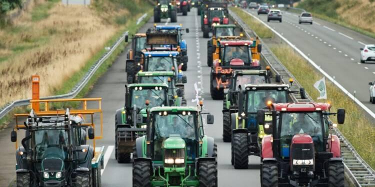Crise agricole: l'agriculture française en conclave le 1er septembre