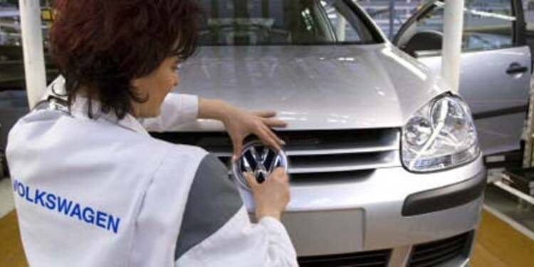 Volkswagen a encore chuté de 17% en Bourse, tous les constructeurs suspectés
