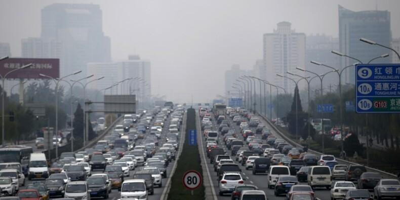 Le marché automobile chinois en hausse de 8,1% au 1er semestre