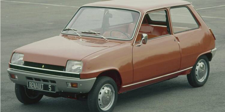 Renault 5, 1972 : Pratique et sympa, elle a séduit tous les publics