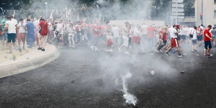 Prison ferme pour des supporters polonais en marge de l'Euro