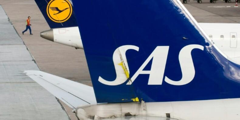 Grève des pilotes SAS en Suède: 100.000 voyageurs lésés