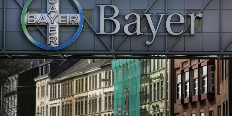 Bayer relève ses prévisions pour 2016